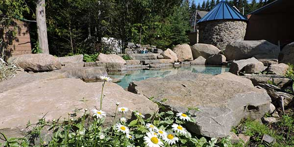 Spas In The Laurentians