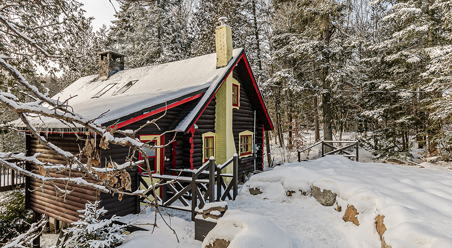 Renting A Cottage In The Laurentians In The Winter